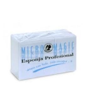 Esponja Micro Magic Profesional.