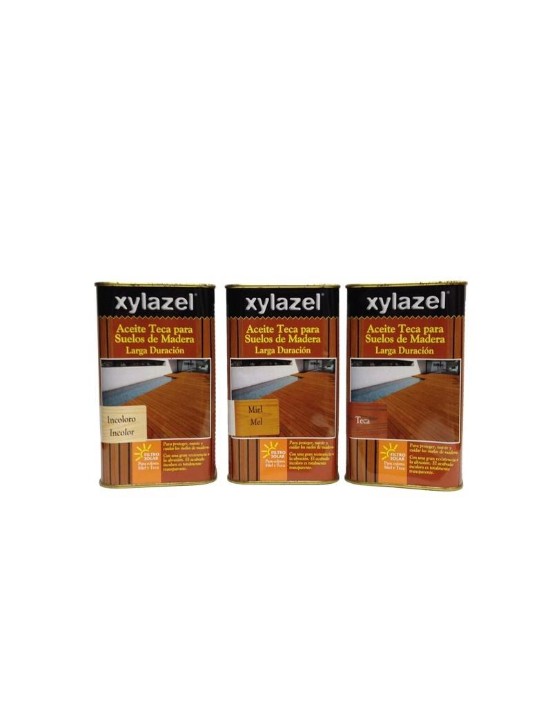 Aceite teca xylazel para suelos de madera - Aceite de teca para madera ...