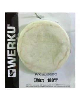 "Boina para pulir con velcro ""Werku"""
