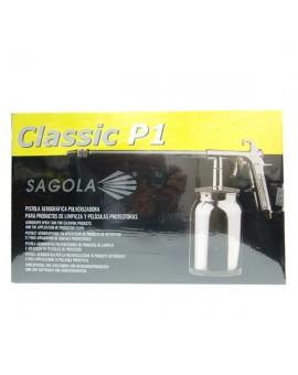 "Pistola ""Sagola"" Classic P1 Pulverizadora."