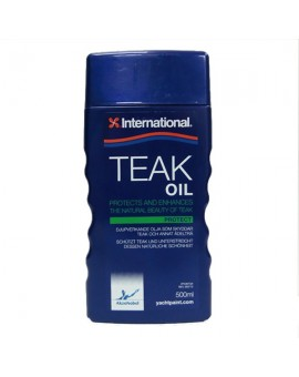"Aceite Teak Oil de ""International"""
