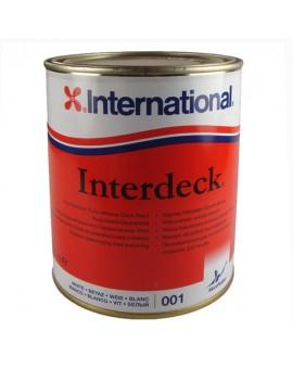 "Acabado antideslizante Interdeck de ""International"""