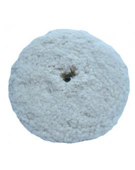 Disco para pulir de lana doble cara.