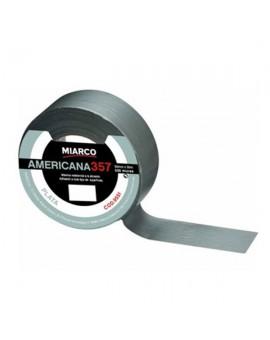"Cinta americana ""Miarco"" color plata"