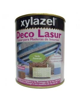 "Pintura para madera Deco Lasur de ""Xylazel"""