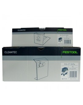 """Bolsa filtrante fis """"Festool"""" CT 11/22"""