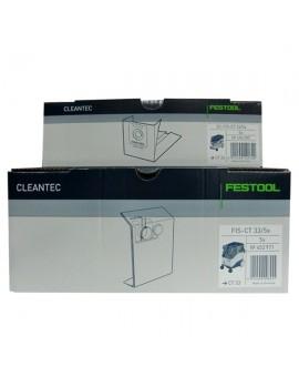 """Bolsa filtrante fis """"Festool"""" CT 33"""