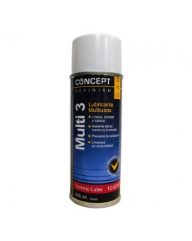 "Spray lubricante multiusos ""Concept Car"""