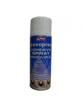 "Adhesivo en Spray removible ""Novopren"""