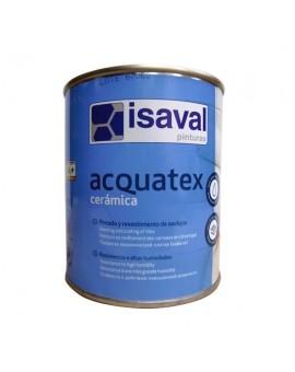 """Esmalte Agua Acquatex Cerámica """"Isaval"""""""