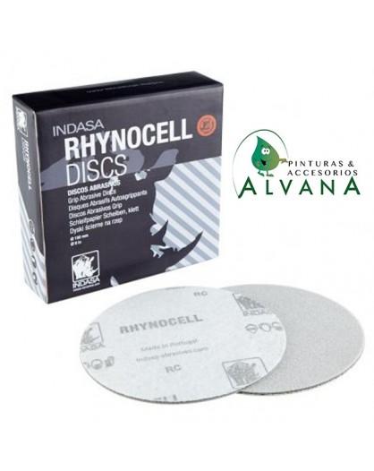 """Disco de Velcro """"Rhynocell"""" Indasa MF 3000"""