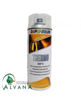 Spray alta temperatura transparente 500ºC.