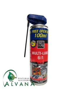 Spray lubricante Multi-Lube 6:1