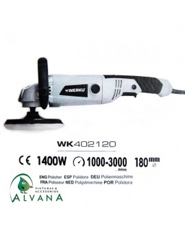 """Pulidora """"werku"""" WK 402120"""