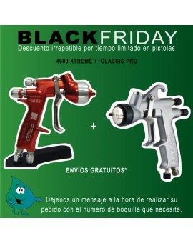 "Pistola Sagola 4600 xtreme + Classic Pro ""BLACKFRIDAY"""