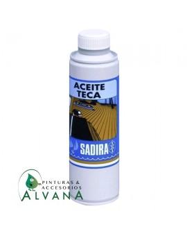 "Aceite Teca 350ml ""SADIRA"""