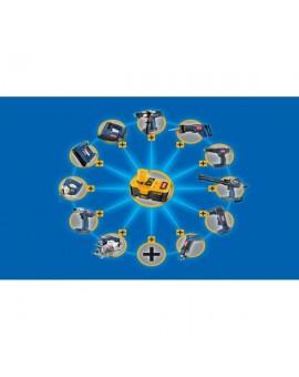 """Cargador para batería con conexión al coche """"Ryobi"""""""
