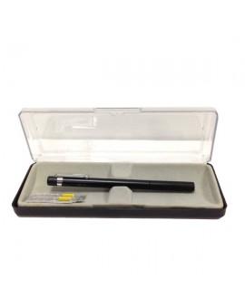 Bolígrafo con aguja para quitar motas