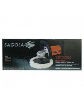 "Pulidora ""Sagola"" modelo 1200X"