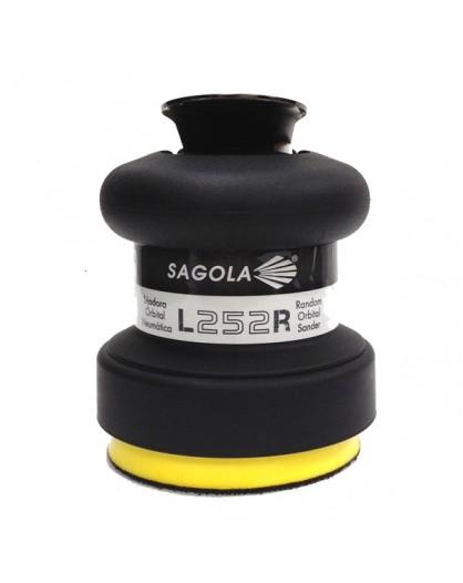 """Lijadora Neumática Orbital L252R """"Sagola"""""""