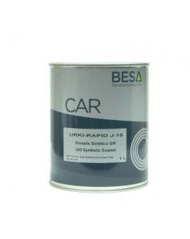 """Esmalte nitrosintético aluminio para llantas """"Besa"""""""