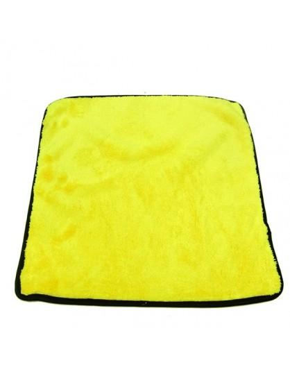 Bayeta de microfibras amarilla