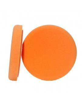 Esponja para pulir color Naranja