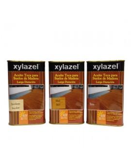 """Aceite Teca """"Xylazel"""" para suelos de madera"""