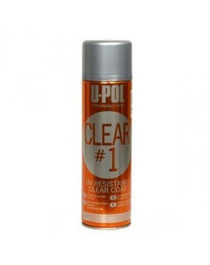 """Spray """"U-Pol"""" barniz"""