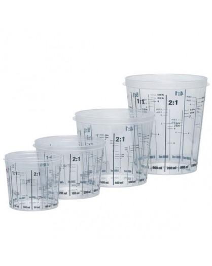 Vaso para mezcla calibrado Super Cup