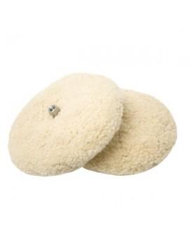 Disco para pulir de lana 200 mm.
