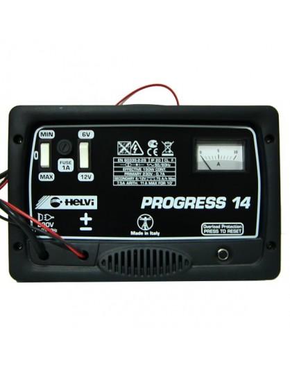Cargador de batería Progress 14