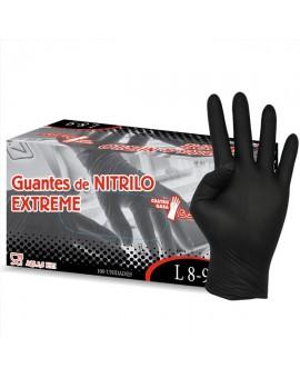 """Guante de Nitrilo sin Polvo EXTREME """"Beholi"""""""